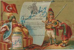 Chromo Liebig 10 Par 6,5 Ce N Est Pas Une Carte Postale - Liebig