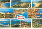 Costa Brava - Tamaru - Fornells - Bagur - Estartit - Cadaqués - Rosas - La Escala - Porta Da Selva - Llansa - Colera - - Gerona