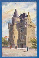 Belgien; Bruxelles; Brussel; La Porte De Hal; Feldpost 1915 - Monumentos, Edificios