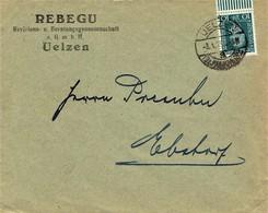 Deutsches Reich - Umschlag Echt Gelaufen / Cover Used (A835) - Briefe U. Dokumente