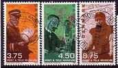 Danemark 1998  YT 1187+88+90  Oblitérés - Denmark