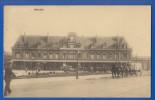 Frankreich; Saint Quentin; La Gare; Bahnhof; Feldpost 1917 Stempel Etappe Fuhrpark Colonne 52 - Saint Quentin