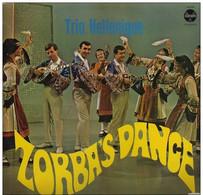 * LP * TRIO HELLENIQUE - ZORBA'S DANCE - Country En Folk