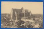 Frankreich; Saint Quentin; Kirche; Feldpost 1917 Stempel Etappen Fuhrpark Colonne 52 - Saint Quentin