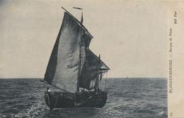 Blanenberghe, Barque De Peche - Fischerei