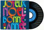 DISQUE 45 T OFFERT PAR PHILIPS INDUSTRIE 105 RUE DE PARIS 93 BOBIGNY ET PHILIPS ELECTRO ACOUSTIQUE RUE ST CHARLES PARIS - Vinyles
