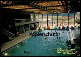 POSTKARTE BAD GASTEIN FELSENBAD Bad Piscine Swimming Pool Schwimmbad Baths Cpa Postcard AK Ansichtskarte - Bad Gastein