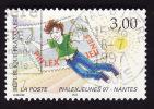 FRANCE  1998  -  Y&T  3059    -  Nantes - Philex Jeunes 1997 - Cachet Rond - Used Stamps
