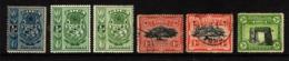 "Tonga 1897    "" Definitives ""MLH  (*) &  VFU   (0) - Tonga (1970-...)"