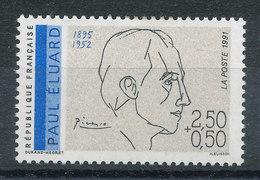 2681** Paul Eluard - Ungebraucht