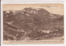 BOREE : Le Mont MEZENC - France