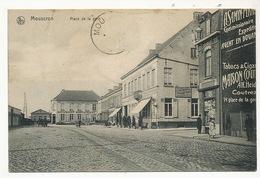 Mouscron Place De La Gare Nels Pub Tabac Cigares Et  A. Samyn Agent En Douanes - Mouscron - Moeskroen