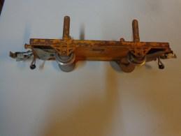 Wagon Pour Train Meccano Ecartement O   Pour Pieces--- - Jouets Anciens