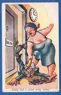 Humor; Carte Humoristique; Humour; Addig üsd A Vasat Amig Meleg - Humour