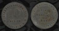 NECESSITE : REGION PROVENCALE . 10 Cts . NON DATE . - Monétaires / De Nécessité