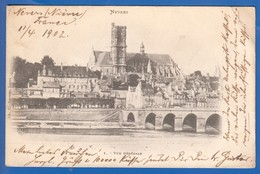 Frankreich; Nevers; Vue Generale; 1902 - Nevers