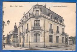 Frankreich; Nevers; La Societe Generale - Nevers