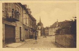 63042 . N° 7 . OBJAT . Place Du Petit Marché . - France