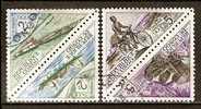 Congo 1961 Timbre Taxe  (o) - Congo - Brazzaville