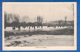 Frankreich; Rethel; Winter; 1917 Feldpost - Rethel