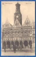 Frankreich; Saint Quentin; Rathaus, Hotel De Ville; Soldaten; Feldpost 1915; Bild2 - Saint Quentin