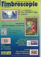 MAG--010. TIMBROSCOPIE N° 174,  LE 10 F LA ROCHELLE , DE 50 A 100 000 F - Français (àpd. 1941)