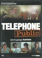 DVD TELEPHONE TELEPHONE PUBLIC (1) - Concerto E Musica