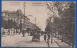 Polen; Warszawa Varsovie Warschau; Aleje Jerozolimskie; Tramway Tram - Polen