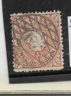 Sac134/ Mi. 15, Stempel 183 Trebsen - Sachsen