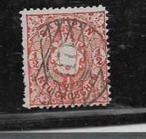 Sac149/ Mi. 15, Stempel 117, Geithain - Sachsen