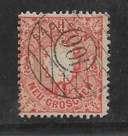 Sac151/ Mi. 15, Stempel 106, Treuen - Sachsen