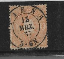Sac162/ Mi. 15 Da (gelborange) Ortsstempel Pirna 15.3.67 - Sachsen