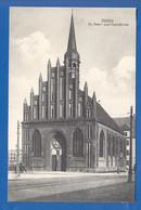 Polen; Stettin; Szczecin; St Peter Und Paul Kirche - Pologne