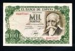 "1000 Pesetas ""ESPAGNE""    17 Septiembre 1971   XF  Bc1 - [ 3] 1936-1975 : Régence De Franco"