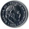 ** 5 FRANCS MONACO 1976 FDC **E87** - 1960-2001 Nouveaux Francs