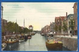 Holland; Rotterdam; Scheepmakershaven; 1908 - Rotterdam