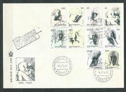 EZ--036--. FDC  -   N° 908/17,  Obl. , Cote 5.50 €, Liquidation ,   Voir Scan Pour Detail - Lettres & Documents