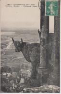 Laon 02. Cathédrale. Chimère Boeufs. A. Jym 18 - Laon