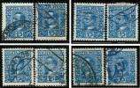 POLONIA - Repubblica - 1928  -  N. 345  Usati  -  Lotto  334 /35 /36 /38 - Used Stamps