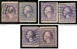 U.S.A. - ( U.S.P.)  - 1917 / 19  -  N.   338 ?  Usati  -  Lotto  466 /67 /68 - Used Stamps