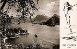 - 74 - LAC D´ANNECY....La Baie De La Talloires Et Le Petit Lac....+++++ - Annecy