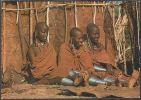 """Tansania - Masai Girls - Nice Stamps """" Animals"""" - Tanzania"""