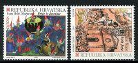 EUROPA 1997 -CROATIA 2V NEUF ** (MNH) - Europa-CEPT