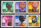 Guiné Bissau 1983 / Mi: 650-55 / X 325 - Guinea-Bissau