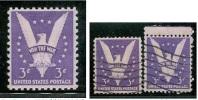 U.S.A. - ( U.S.P.)  - 1942  -   N.  693  ** (MNH) + Usati  -  Lotto  888 /91 - Stati Uniti