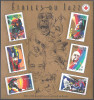 France 2002 Yvert Bloc Feuillet 50 Neuf ** Cote (2012) 12.00 Euro Grand Interprêtes De Jazz - Neufs