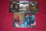 PROMO DVD   REF  30  °  LOT DE 5 POUR 20 EUROS °°° - Sci-Fi, Fantasy