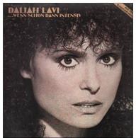 * LP * DALIAH LAVI - ...WENN SCHON DANN INTENSIV (1983 Ex-!!!) - Vinylplaten