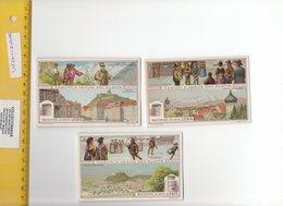 1089 Liebig Set Complete - Authentica - Costumi E Vedute Dell'Austria - Edition SUISSE ITALIAN Extremely Rare - Liebig