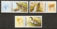 Burkina Faso  1996  Birds  1000f (o) - Burkina Faso (1984-...)